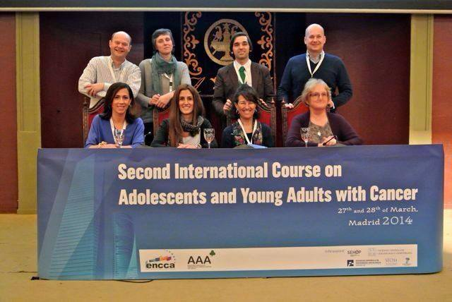 Second International Course on Adolescents and Young Adults with Cancer