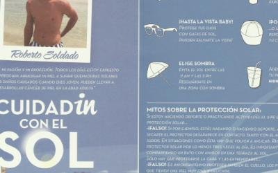 Campaña de prevención contra el cáncer de piel