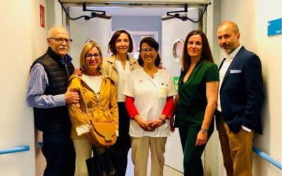 Apoyo Dotacional Hospital Universitario de la Princesa (Madrid)