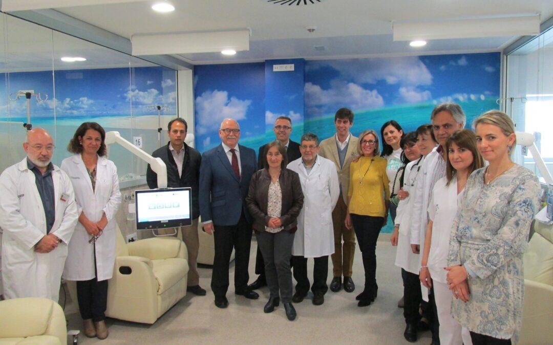 Proyecto Hospital San Francesc de Borja