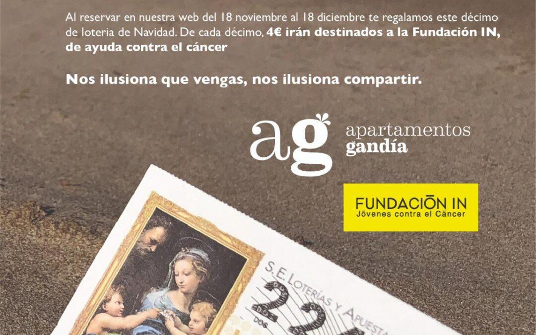 Campaña Navideña AG Apartamentos Gandia