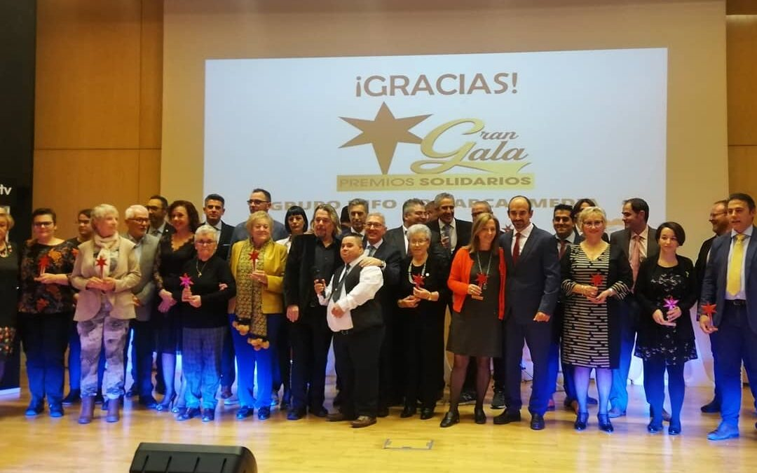 Gran Gala de Premios Solidarios Grupo Info Comarcal Media